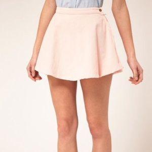 AA Corduroy Circle Skirt
